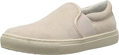 Geox 女士 D Trysure 时尚运动鞋 皮肤色 36 欧盟/6 M 美国
