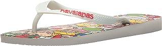 Havaianas Mario Bros 男士凉鞋 白色