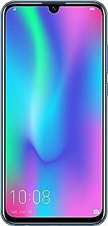 Honor 10 Lite 64 GB 智能手机套装(16.5厘米(6.21英寸),双摄像头,双接口,Android 9.0)蓝宝石蓝+免费荣耀经典耳机[亚马逊*] - 德国版