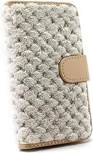 whitenuts 保护壳 手册式 木槿花WN-OD150646 7_ Huawei Mate S CRR-L09 灰色