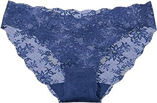 [蜜桃派][不影响线条]柔软蕾丝伸缩性 米拉库鲁妮蒂(R) 三角裤