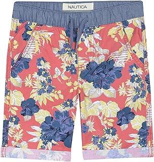 Nautica 男孩图案套穿短裤