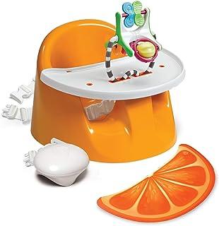Prince Lionheart bebePOD Flex Plus Baby Seat, Orange