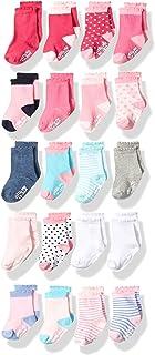 LITTLE ME BABY 女童20件装脚链袜子混色0–12个月 / 12–24个月