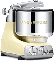 ANKARSRUM AKR 6230 CR 助手 原装 -AKM6230 厨房机(C),奶油色,7 升