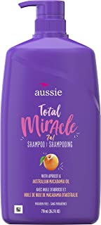 aussie Total Miracle 系列 7N1洗发水 26.2 Fluid Ounce(778ml)4件