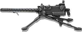 Miniature Replica Military Browning M1919 帽或翻领别针 Hon16316a