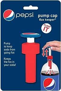 Jokari Pepsi 现代标志 3 合 1 饮料开瓶器 红色/白色/蓝色 1-count 18104