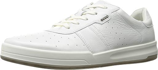 ECCO Men's Jack Tie Fashion Sneaker US