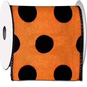 Reliant Ribbon 90227W-058-40F 打印机色带 橙色 2-1/2 Inch X 10 Yards 90227W-058-40F