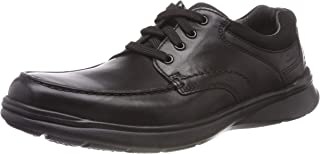 Clarks 男式 Cotrell Edge 牛津鞋