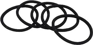 MOKUBA 橡皮筋 5个一套 黑色
