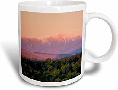 3drose danita delimont–NEW hampshire–MT 华盛顿白色山 NEW hampshire–美国码30jmo1180–JERRY 和 MARCY monkman–马克杯 白色 11 oz