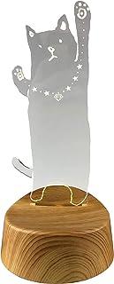 东洋盒 珠宝收纳 - W104×D85×H223mm LED饰品架 水晶 猫 W104×D85×H223mm ART-ITR-05