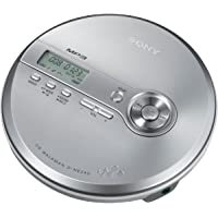 Sony D NE 240 S Walkman Portable MP3 播放器 银质
