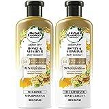 草本精华,洗发水和护发素套装,BioRenew 椰子牛奶,20.2 液体盎司,