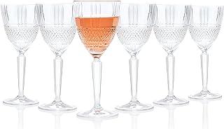 RCR Crystal RCR 26719020006 明亮长饮杯,水晶,毫升 Rotweingläser 6 Stück 26966020006