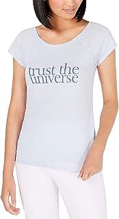 Ideology Trust The Universe T 恤,飞翔蓝,XS 码