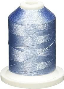 American & Efird 人造丝*螺纹纯色 1100 码 冰蓝色 1100 yds 300S-2300