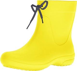 Crocs 卡骆驰女士 Fsailshrtrainbt 橡胶鞋