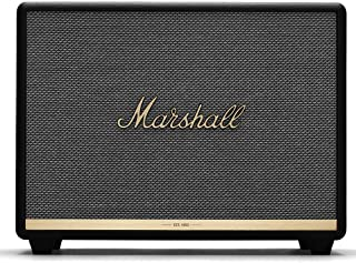 Marshall 马歇尔 Woburn II 蓝牙音箱,黑色