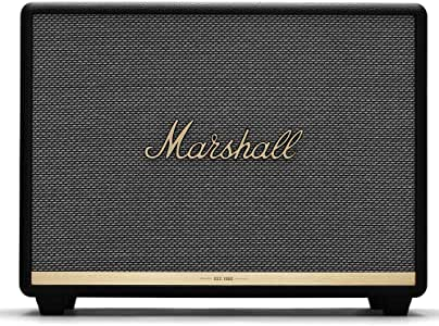 Marshall Woburn II Wireless Bluetooth Speaker Black, - New