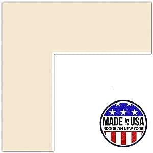 定制垫 玉兰 14x17 MAT-109-14x17-Alabaster