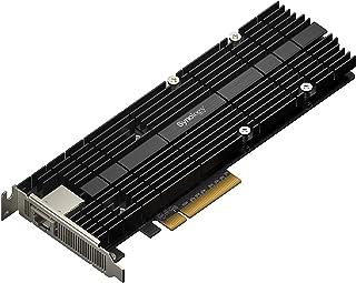 Synology 双端口 10GB SFP + PCIe 3.0 X8 以太网E10M20-T1  E10M20-T1 RJ-45; 1 port