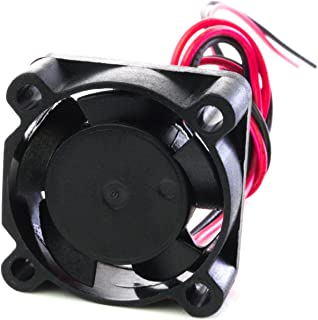 Maker Girl USA DC 机箱风扇无刷 25 毫米 x 25 毫米 x 10 毫米 12V 高输出 2510 V2
