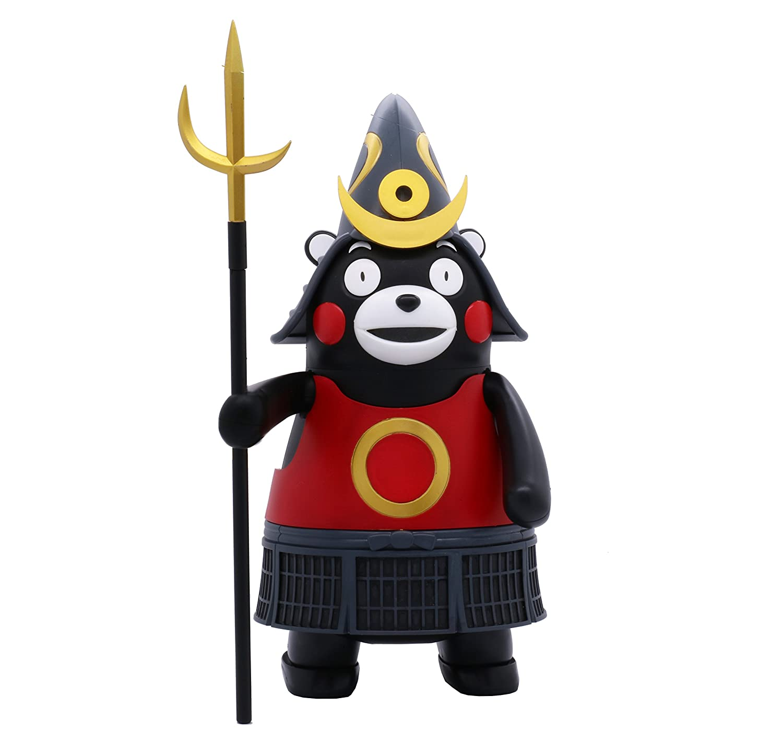 2熊本熊比例盔甲模型版无塑料已上色塑料玩具大连2熊本的模型v比例图片