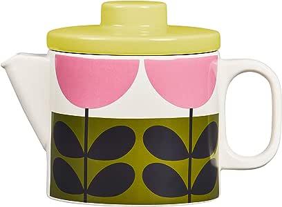 Orla Kiely OK615 茶壶-向日葵糖果,陶瓷