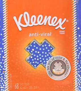 Kleenex Anti Viral Tissues 每包6条 1.00
