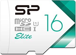 【Amazon.co.jp限定】シリコンパワー microSDHCカード16GB class10 UHS-1対応 最大読込85MB/s アダプタ付 永久保証 SP016GBSTHBU1V20BS