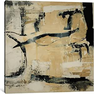 "iCanvasART 1 Piece Pieces II Canvas Print by Julian Spencer, 37 x 37""/0.75"" Deep"