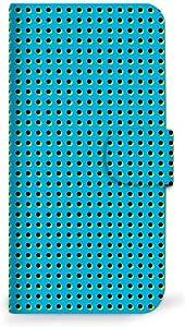 mitas 智能手机壳 手册式 水滴艺术 水珠SC-0363-A/AQUOS_R_605SH 4_AQUOS R (AQUOS_R_605SH) A