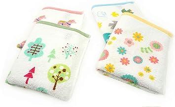 泉州毛巾 面巾4種圖案套裝 北歐風 菲卡