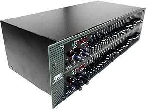 EMB 专业音响系统 EB831EQ 图形均衡器/限制器 3 NR 适用于家庭/DJ 表演/俱乐部/工作室/舞台/演播/娱乐