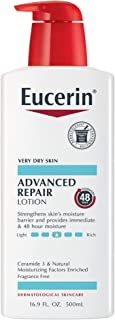 Eucerin 優色林 高級配方柔滑修護乳液 500ml
