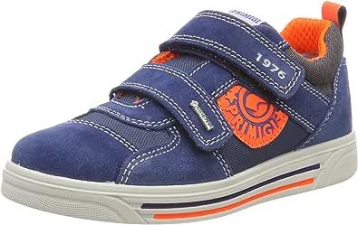 """Primigi 男孩"""" Gore-tex Phugt 33833 低帮运动鞋 Blue (Bluette/Avio 3383300) 5.5 UK"""