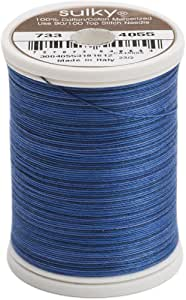 Sulky Blendables Thread for Sewing, 500-Yard, Royal Navy