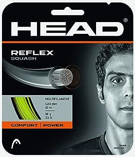 HEAD Reflex Squash String 20 GA,套装