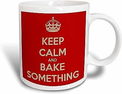 EvaDane - Funny Quotes - Keep calm and bake something - Mugs - 15oz Mug (mug_159621_2)