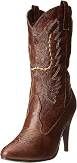 Ellie Shoes Women's 418-Cowgirl Western Boot