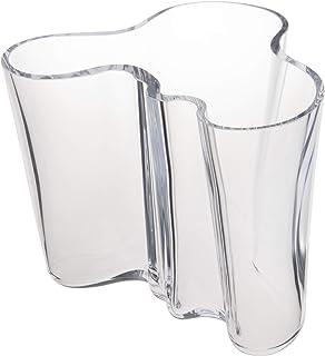 Iittala Alvar Aalto 160mm 透明花瓶