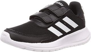 [Adidas 阿迪达斯] 儿童运动鞋 TENSAUR RUN C(GVJ31) コアブラック/フットウェアホワイト/コアブラック(EG4146) 21.0 cm