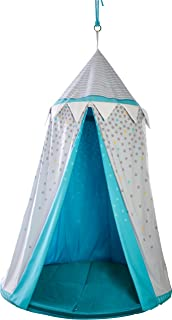HABA 303859 – 星空吊帐篷   儿童房迷人的配件   带软垫地板垫