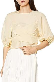 Snidel 蓬松袖衬衫 SWFB201079 女士