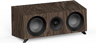Jamo S 83 CEN 160W 黑色 核桃 扬声器(有线 160 W 65 – 26000 Hz 8 Ohm 黑色 核桃)