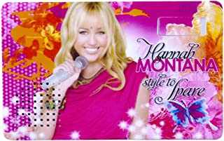 Disney Arkas DYPSHM2 Hannah Montana 信用卡型扬声器