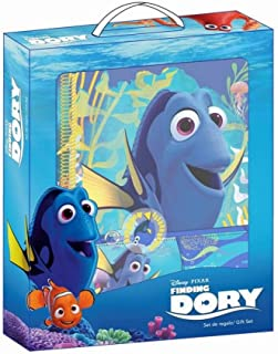 Finding Dory 311637587 礼品套装 S 码,蓝色和黄色